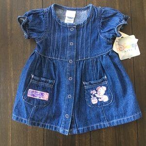 NWT Disney Baby Jean Dress